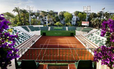 Marbella, sede de la Copa Davis contra Gran Bretaña